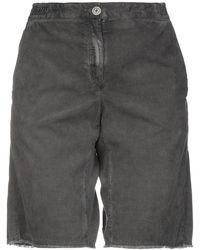Massimo Alba Shorts & Bermuda Shorts - Grey