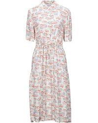 WOOD WOOD Midi Dress - Multicolour