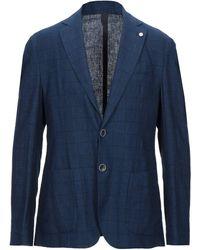 Domenico Tagliente Suit Jacket - Blue