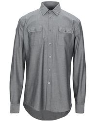 Grey Daniele Alessandrini Shirt - Grey