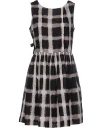Marc By Marc Jacobs - Tie Back Dress - Lyst
