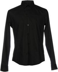 Armani Jeans Shirt - Black
