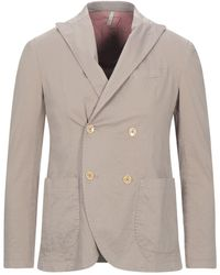 Domenico Tagliente Suit Jacket - Natural