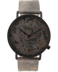 Komono Reloj de pulsera - Gris