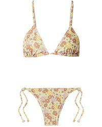 Faithfull The Brand Bikini - Yellow