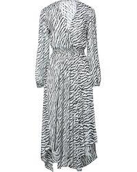 Maje Midi Dress - White