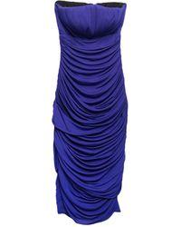 Stephan Janson Vestido por la rodilla - Azul