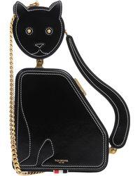 Thom Browne Cross-body Bag - Black