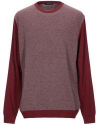 Henry Smith Sweater - Purple
