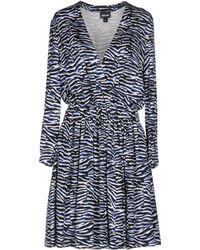 Just Cavalli Short Dress - Blue