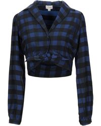Temperley London Shirt - Blue