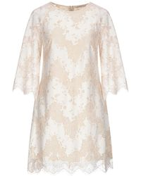 Mes Demoiselles Short Dress - White