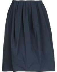 Sonia Speciale - Knee Length Skirt - Lyst