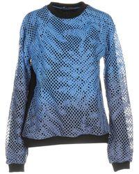 DV ROMA Sweatshirt - Blue