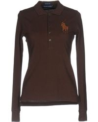 Ralph Lauren - Polo Shirt - Lyst