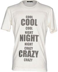 CoSTUME NATIONAL T-shirt - White
