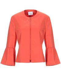 Akris Suit Jacket - Orange