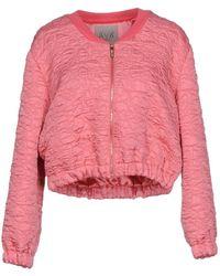 Betty Blue Jacket - Pink