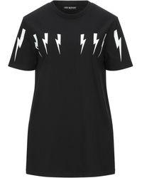 Neil Barrett T-shirt - Noir