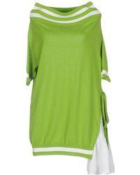 I'm Isola Marras Short Dress - Green
