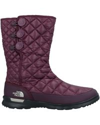 The North Face Ankle Boots - Purple