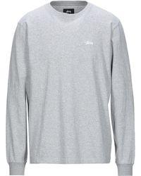 Stussy T-shirt - Grey