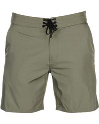 Outerknown Beach Shorts And Pants - Green