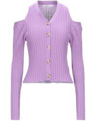 Glamorous Cardigan - Purple