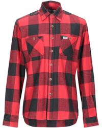 Franklin & Marshall Shirt - Red