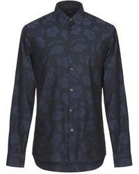 J.Lindeberg Shirt - Blue