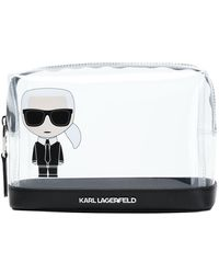 Karl Lagerfeld Trousse de toilette - Multicolore