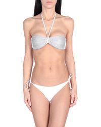 Gentry Portofino Bikini - White