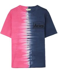 Aries T-shirt - Bleu