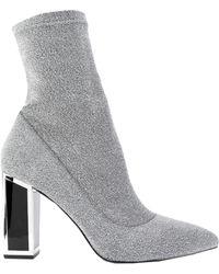 Kat Maconie Ankle Boots - Metallic