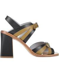 Pollini Sandals - Black