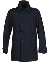 Aquarama Coat - Blue