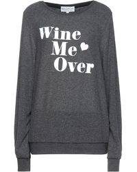 Wildfox Sweater - Gray