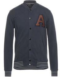 Alpha Studio Sweat-shirt - Bleu