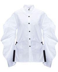 Eudon Choi Camisa - Blanco