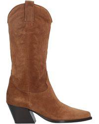 Lemarè Boots - Brown
