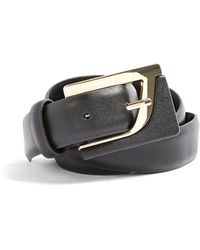 TOPSHOP Cinturón - Negro