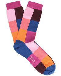 Paul Smith - Short Socks - Lyst