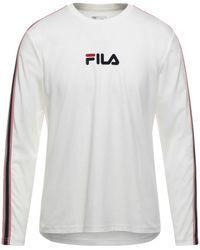Fila T-shirt - Bianco