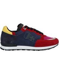 D'Acquasparta Sneakers - Red