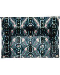 MSGM Handbag - Blue