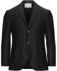Societe Anonyme Suit Jacket - Black