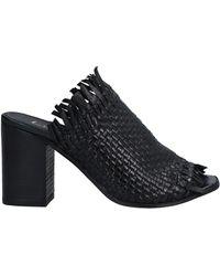 Lemarè Sandals - Black