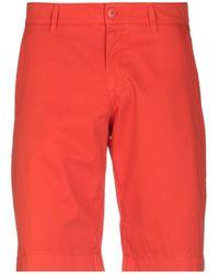 Fay Shorts & Bermuda Shorts - Orange