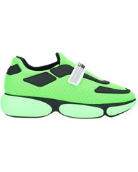 Prada - Low Sneakers & Tennisschuhe - Lyst