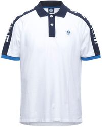 North Sails Poloshirt - Weiß